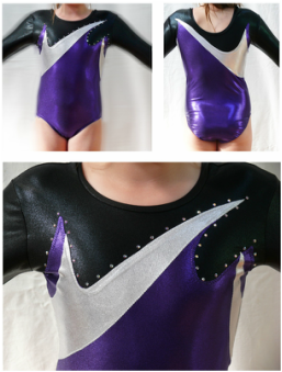 Competition leotard
